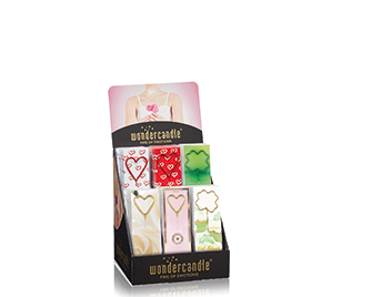 Choice 108 Wondercandle® classic Sortiment