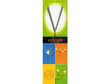 V grau Multi Wondercandle® classic