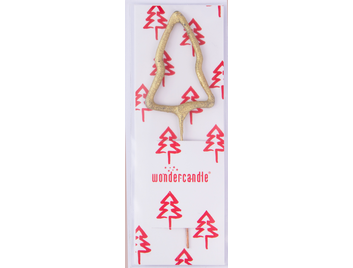 Baum gold 507 Wondercandle® mini