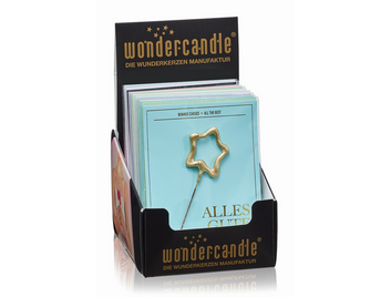 Deluxe Mini Wondercard Sortiment 24 Stück im Display