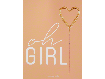 oh Girl 424 Mini Wondercard®
