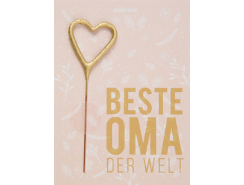 Beste Oma 425 Mini Wondercard®