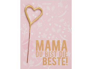 Beste Mama 427 Mini Wondercard®