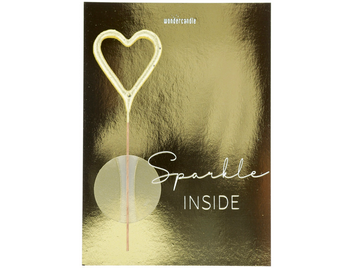 Sparkle inside 458 Mini Wondercard Golden Time